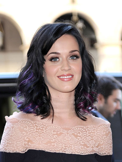 katy perry hair streaks bd