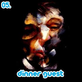 Dinner Guest on Twitter