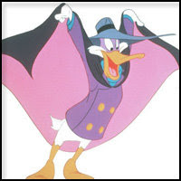 The Disney Afternoon Darkwing Duck
