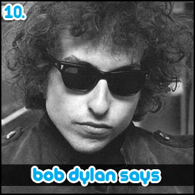 Twitter Bob Dylan Is The Best Lyricist