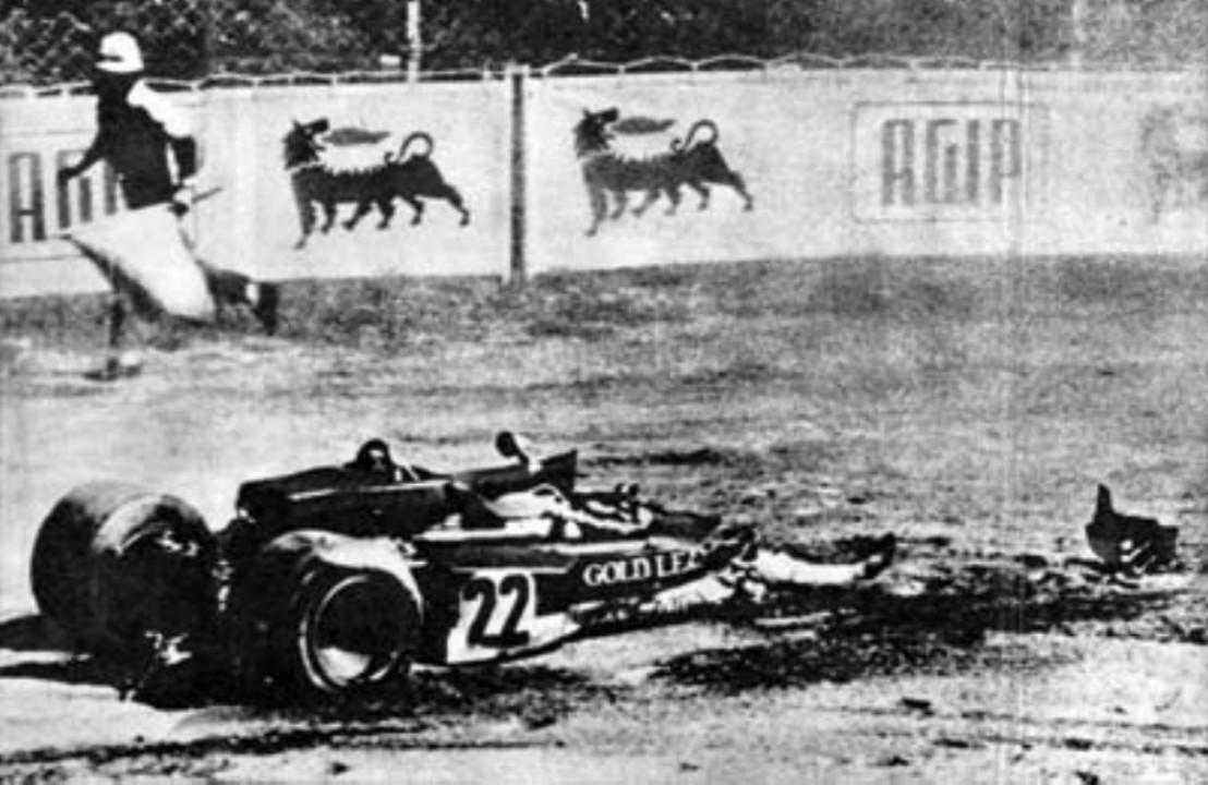 Continental Circus  Jochen Rindt  anatomia de um desastre