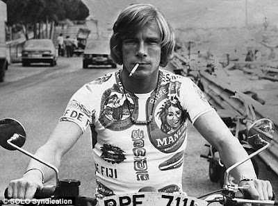 La vida loca de James Hunt Hunt+75