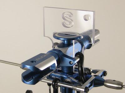 Heli addict flybar lock for trex 450 sport - Runryder rc heli ...