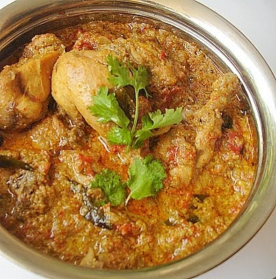 Chicken Curry - 2 | Sri Lankan Food recipes