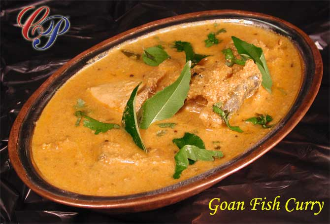 goan fish curry recipe dishmaps