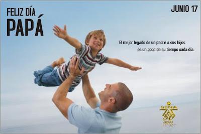 Feliz  Padre on Somos Familia  Feliz D  A Del Padre