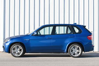 Versões M dos BMW X5 e X6 aparecem no Salão de Nova York