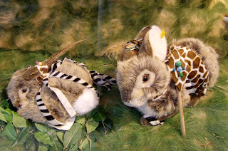 jungle rabbits