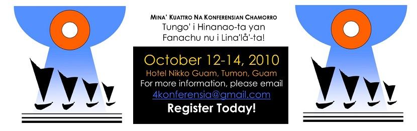 Mina'Kuatro Na Konfrensian Chamorro