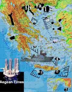 Erdöl in Griechenland