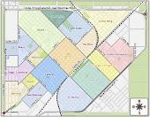 Mapa de la Ciudad de General Pico