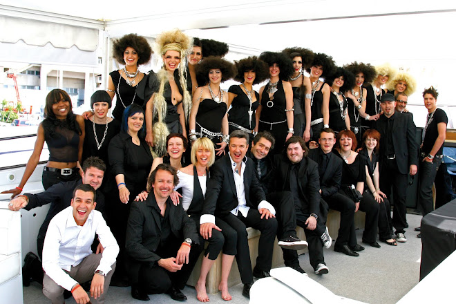 Métamorphose Cannes Palais du Festival  Avril 2008