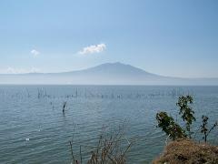 El lago histórico