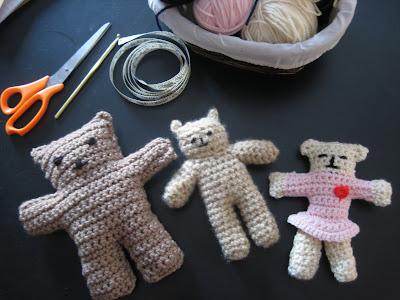 Knotty Generation I Must Make Teddy Bears