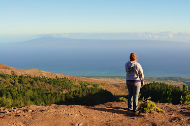 Top of the Mountain in Moloka'i
