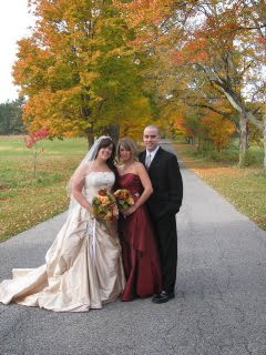 A Wedding At The Mount