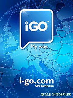 android igo my way modat pentru samsung galaxy s samsung galaxy gio