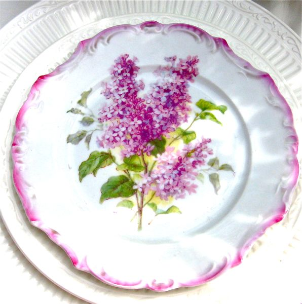There are several different colors and flowers on these. My great grandparents owned a store and these dishes came with the sacks of flour.  sc 1 st  Far Above Rubies & Far Above Rubies: The Accidental Lilac Table...