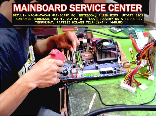 MAINBOARD SERVICE CENTER