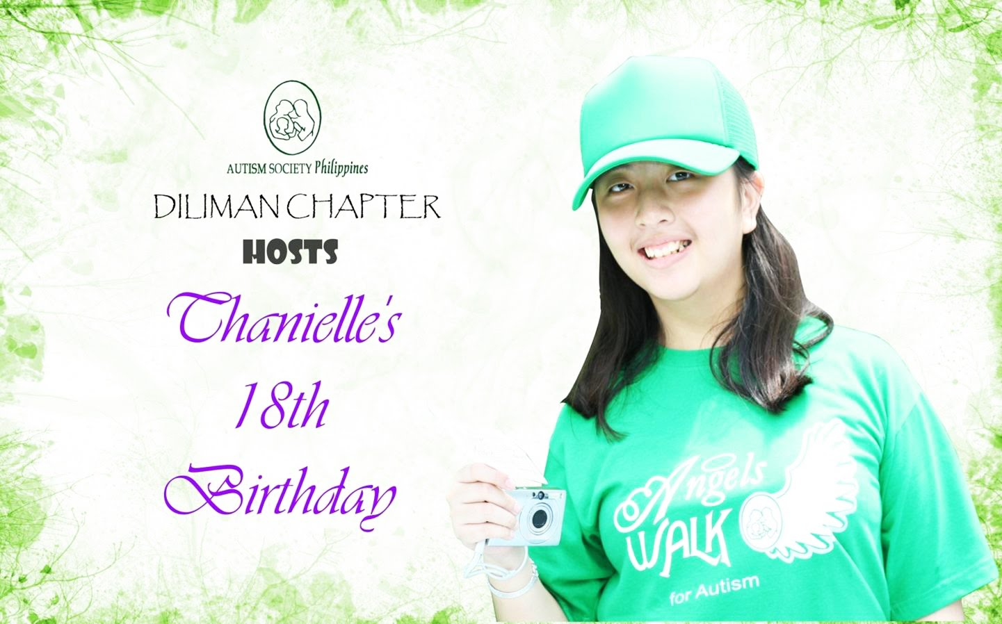 ASP Diliman Chapter Hosts Thanielles 18th Birthday