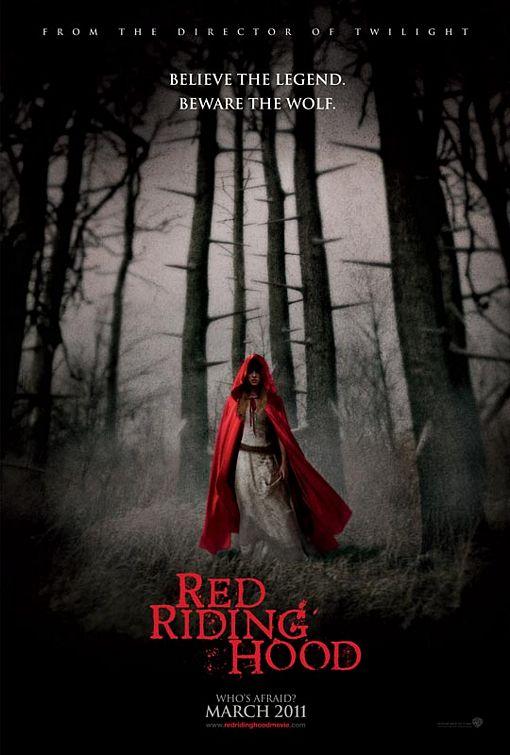 A Garota da Capa Vermelha  Avi