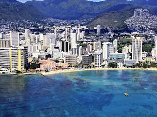 Bröllopsresa Hawaii