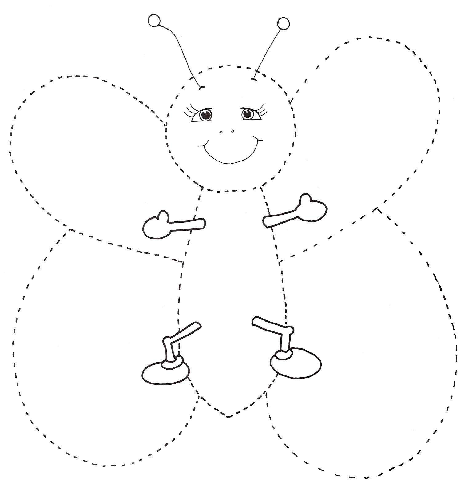 Simone Helen Drumond  Desenhos Pontilhados N   1   Letra B