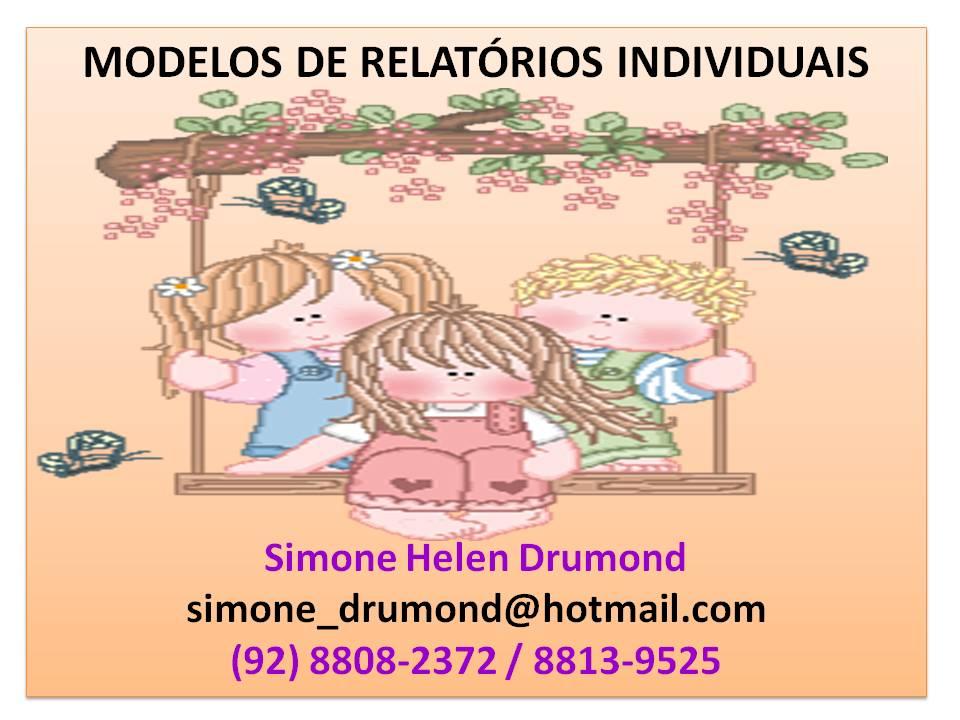 Fabuloso Simone Helen Drumond : Apostila de Fichas descritivas (PARECER  LR23