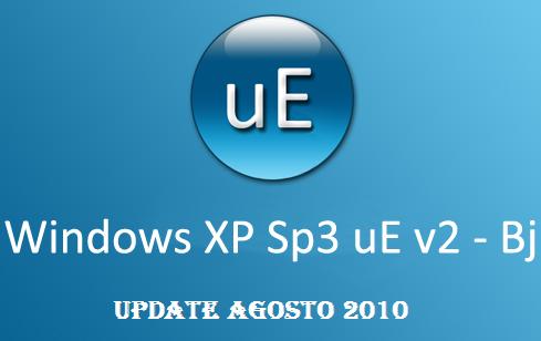 Windows XP Service Pack 3 UE v2