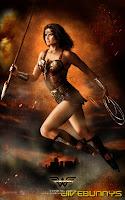 Cobie Smulders wonderwoman photoshoot
