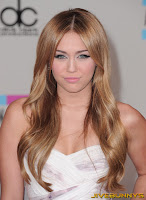 Miley Cyrus white dress