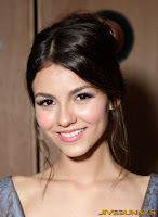 Victoria Justice 2010Style Awards