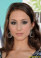 Troian Avery Bellisario 2010 teen choice awards