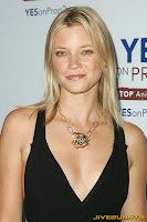 Amy Smart YES on prop 2 event