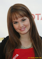 Debby Ryan at christmas