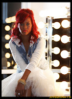 Rihanna Photoshoot in New York