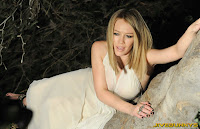 Hilary Duff the Making of Reach Out