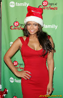 Christina Milian 25 days of christmas