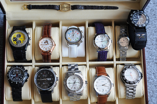 Watches Collection