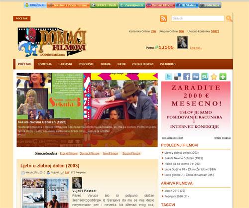 Domaci Filmovi Downloads Free