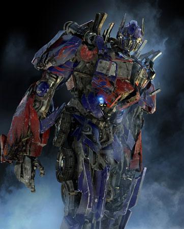 Transformers 2 Optimus Prime 2
