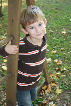 Ethan in the Fall 2010