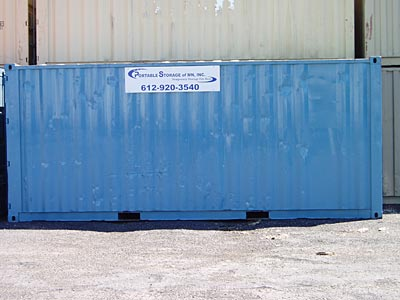 & Big Blue Boxes: The Big Blue Box
