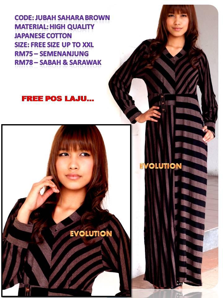 Maxi Dresses l Jubah Dress Online