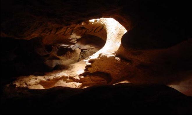 Era uma vez uma Aranha que vivia no fundo de uma caverna...