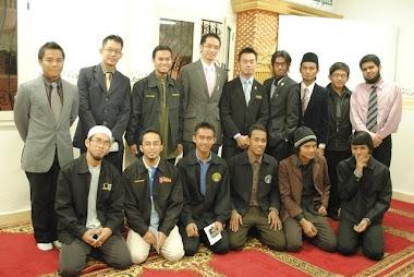 Barisan AJKT & Wakil Ahli BKPSM,Perubatan,DPM Alex