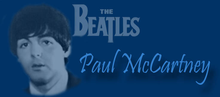 PAUL McCARTNEY-el bello burgues
