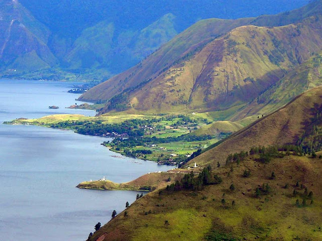 Lake Toba, Sumatra Indonesia