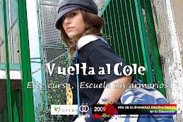 Campaña Vuelta al Cole - Envia tú postal