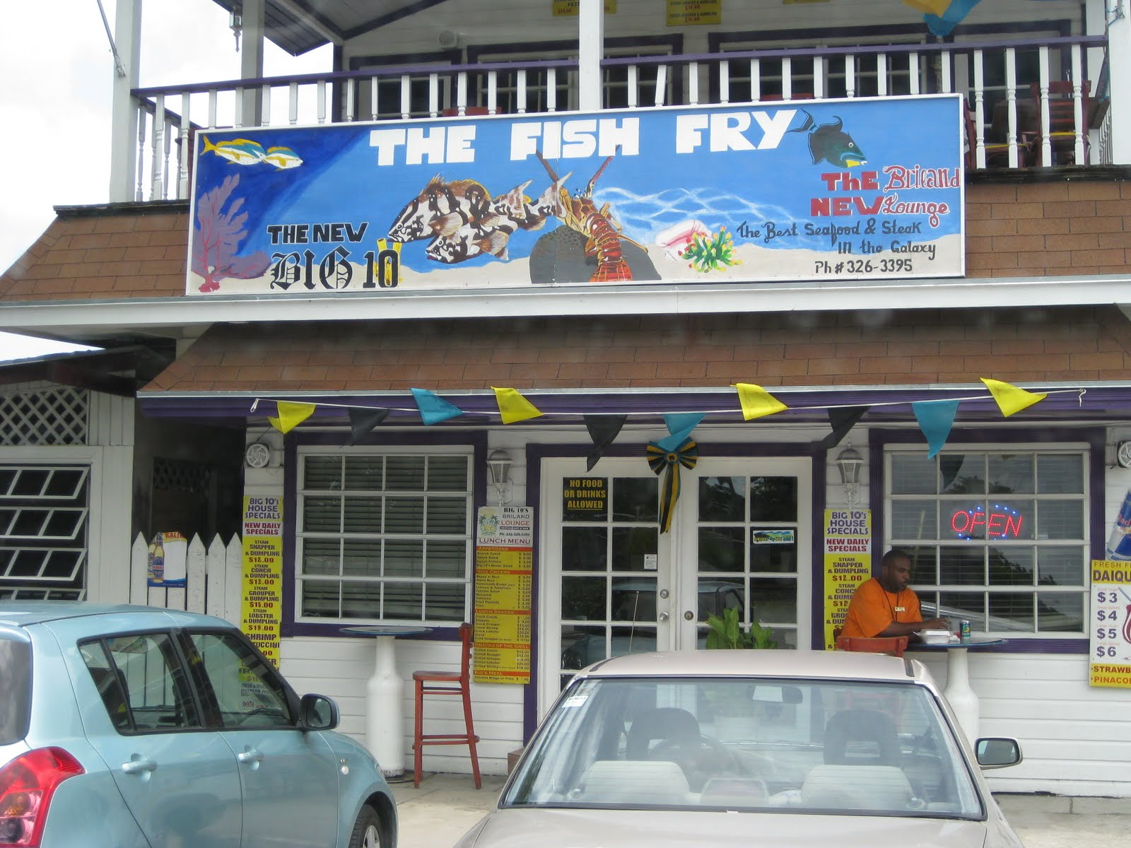 Bahamas quotes quotes for Fish fry nassau